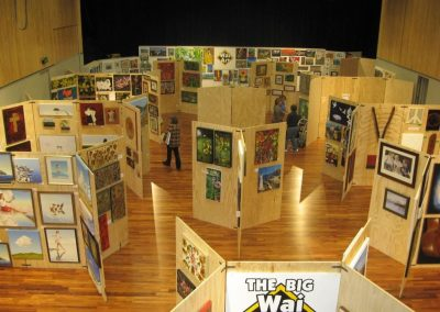 Big Wai Art Sale Plywood Layout 945 709