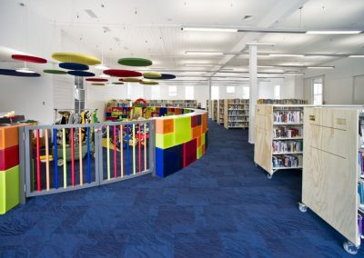 Library & Toy Library Area