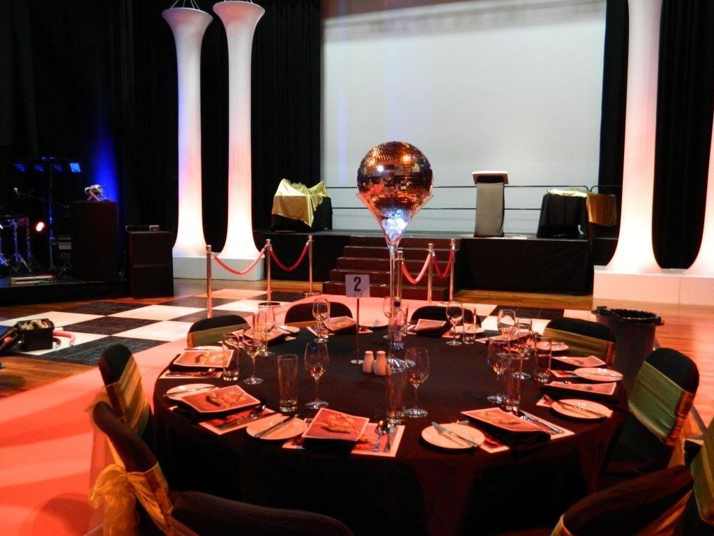 Gallery venue layout design ideas