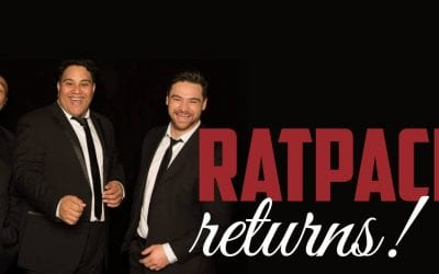 Operatunity: The Rat Pack Returns – Friday 16 March, 11am-1pm