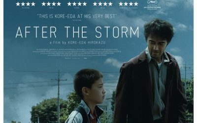 Sunset Cinema: After the Storm – Friday 1st June, 7pm