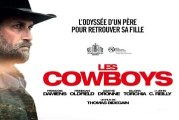Sunset Cinema: Les Cowboys – Friday 7th September, 7pm