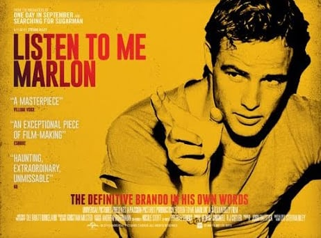 Sunset Cinema: Listen To Me Marlon – Friday 2 November, 7pm