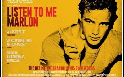 Sunset Cinema: Listen To Me Marlon – Friday 2nd November, 7pm