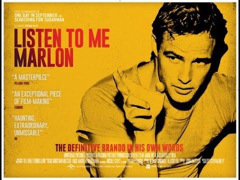 Sunset Cinema: Listen To Me Marlon – Friday 2nd November, 7pm