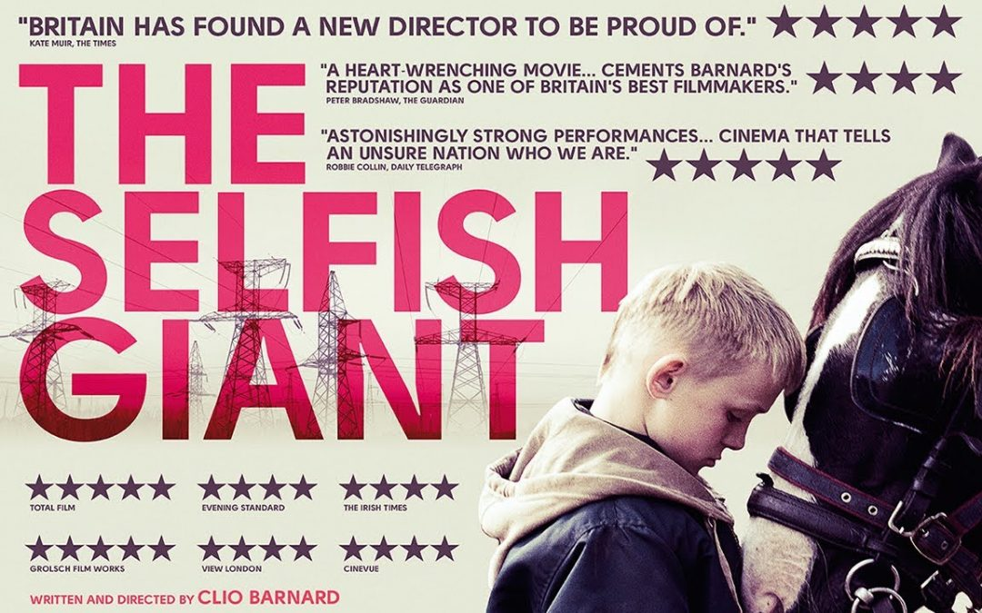 Sunset Cinema: The Selfish Giant – Friday 4th May, 7pm