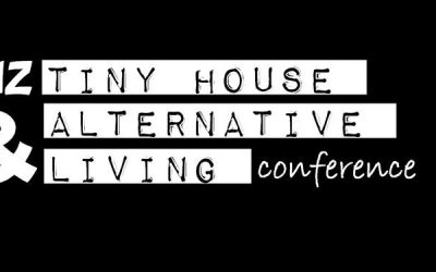 NZ Tiny House & Alternative Living Conference – Saturday 29 September, 9am-5pm