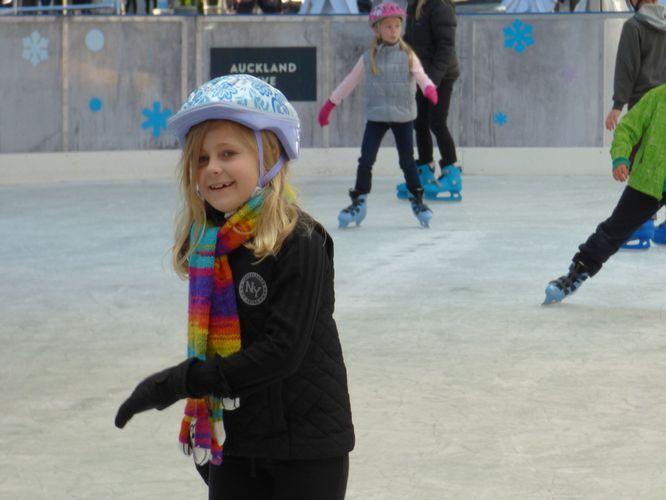 Heart of Winter Festival Ice-Skating, Saturday 16-19 June