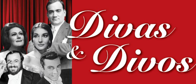 Operatunity Presents: Divas & Divos Friday 2 November 11:00am – 1:00pm