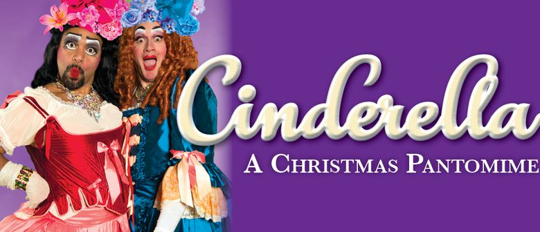 Operatunity: Cinderella – A Christmas Pantomime Tuesday 11 December 11:00am – 1:00pm