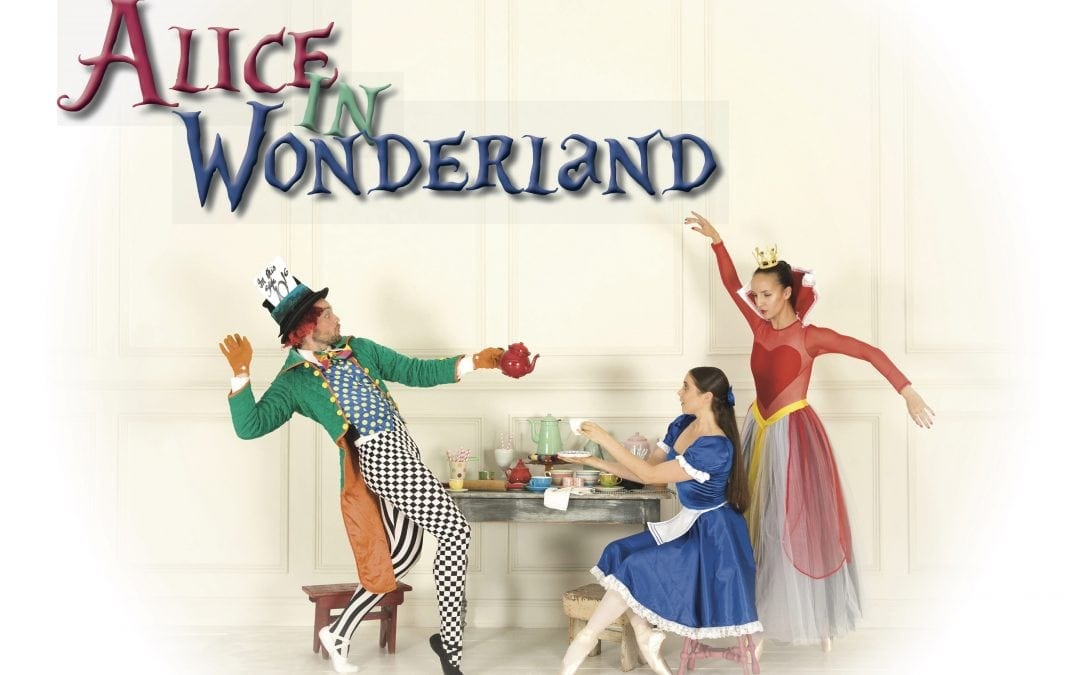 Melbourne City Ballet: Alice in Wonderland – Saturday 6 April 2019 7:30pm – 9:50pm