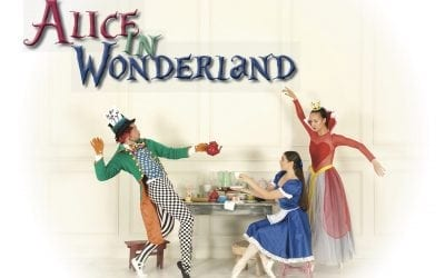 Melbourne City Ballet: Alice in Wonderland – Saturday 6 April, 7:30pm – 9:50pm