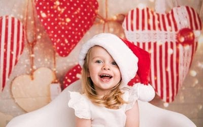 $20 Merry Pop-ins Christmas Themed Portraits- Saturday 8 December, 12pm-2pm