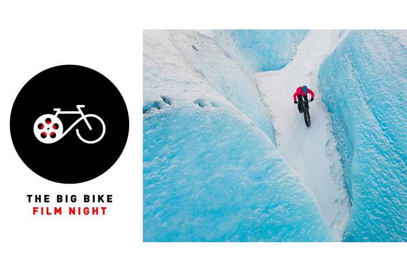 The Big Bike Film Night – Wednesday March 13, 7-9:15pm