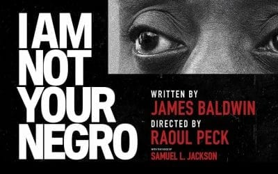 Sunset Cinema: I Am Not Your Negro – Friday 1 March, 7-9pm
