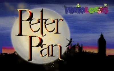 The Pantoloons – Peter Pan – Sunday 14 April, 11am – 12pm