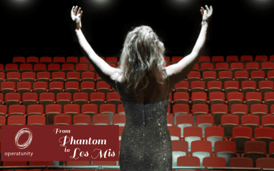 Operatunity: Phantom to Les Mis – Friday 29 March 11am