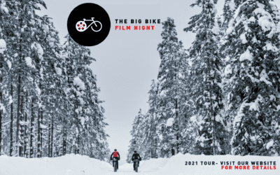 Big Bike Film Night – Wednesday 10 March 2021 – 7pm