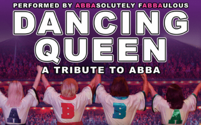 Dancing Queen : A Tribute to ABBA – Saturday 12 December – 8pm