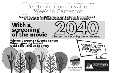 Movie 2040 – Sunday 23 August – 3-6pm KOHA entry