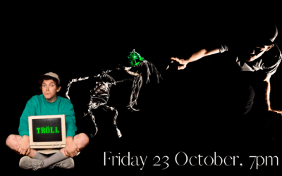 Tröll – Trick of the Light Theatre – Friday 23 October – 7pm