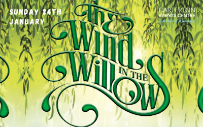 Wind in the Willows – Sunday 24 January 2:00pm – 3:05pm