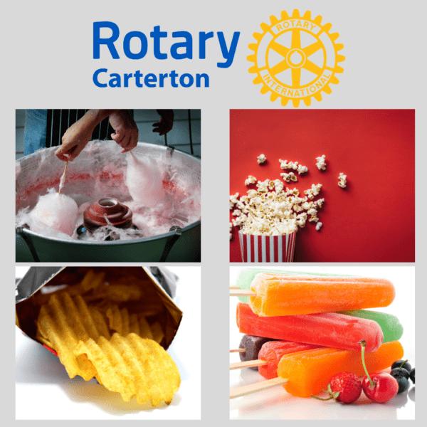 Rotary Food Options
