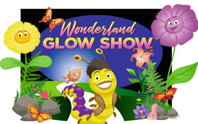 Wonderland Glow Show – Thursday 2 September – 10am & 11.30am
