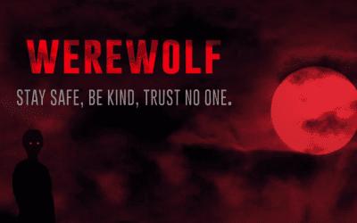 Werewolf – Friday 16 July – 6pm