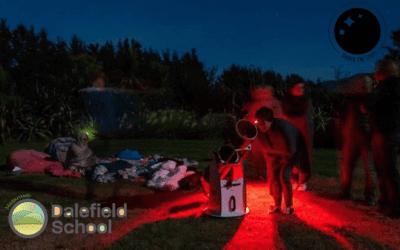 Star Gazing at Dalefield School – Thursday 15 July – 5.30pm