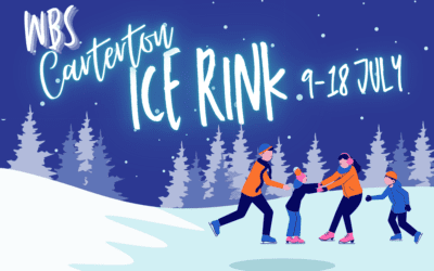Carterton Real Ice Rink – Friday 9 – Sunday 18 July