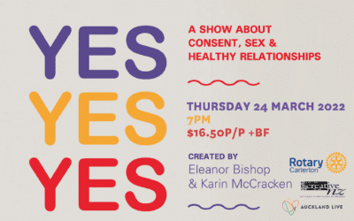 YES YES YES – Thursday 24 March – 7pm