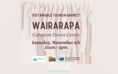 My Walk In Wardrobe – Sustainable Fashion Market  – Saturday 6 November – 10am – 2pm