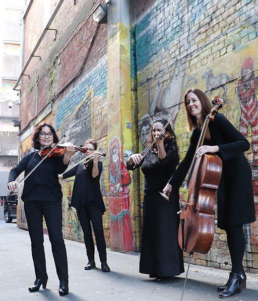Korimako String Quartet 1